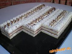 Cake Bars, Mini Cheesecakes, Wedding Desserts, Nutella, Tiramisu, Biscuits, Sweets, Cookies, Cupcakes