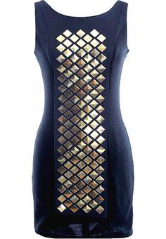 Precious Metal Dress
