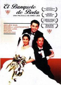 El Banquete de Boda(Xi yan,1993) Vista el 1-mar-15
