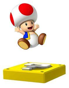 Toad - Mario Party 9