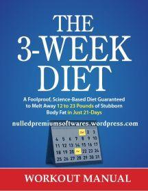 3 week diet system free download