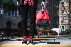 Herschel Herschel, Sling Backpack, Backpacks, Bags, Fashion, Accessories, Handbags, Moda, Fashion Styles