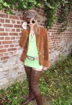 Popular looks now Crotch Boots, Comebacks, Leather Pants, Popular, Jackets, Outfits, Vintage, Fashion, Closets