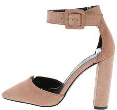 cd5e004d9c AMELIA94 BLUSH POINTED TOE ANKLE STRAP HEEL. Wholesale Fashion ShoesGirl ...