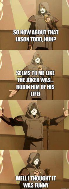:  poor Jason