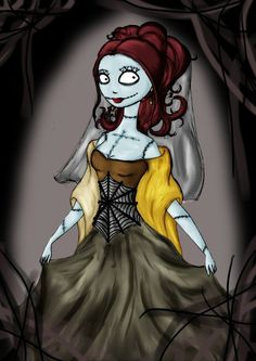 steampunk images+ jack skellington | SALLY ~ The Nightmare before Christmas