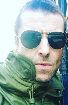 Liam Gallagher Oasis, Pretty Green, Pilot, Mens Sunglasses, Shopping, Noel, Pilots, Men's Sunglasses
