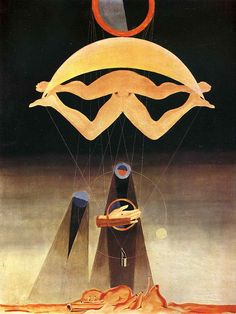 Men Shall Know Nothing of This, 1923 - by Max Ernst
