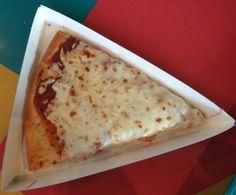 Slice of Plain Pizza from Redd Rockett's Pizza Port | http://www.themouseforless.com/blog_world/2015/10/dinner-redd-rocketts-pizza-port/