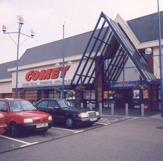You definitely used to go shopping in these high street stores but you can& any Video Game Rental, British Traditions, High Street Stores, Shop Till You Drop, Toys R Us, Cardiff, The Good Old Days, Store Fronts, Go Shopping