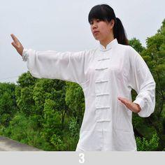 Uniforme para Kung Fu tradicional chino artes marciales - unisex