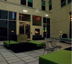 Cindy Vera's pick -  Escape patio application