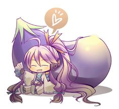 I'm sorry, but Gakupo is my least favorite vocaloid, he's just so... different...
