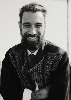 I just love a great beard..