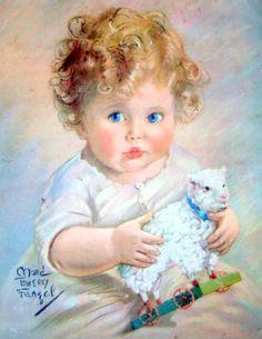 Artist, Maud Tousey Fangel