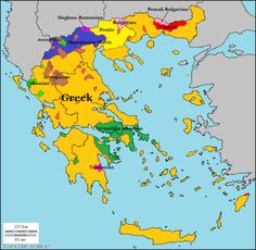 Languages of Greece