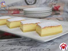 Torta magica   Le ricette di mamma Lù  http://blog.giallozafferano.it/mammaluisa/torta-magica/