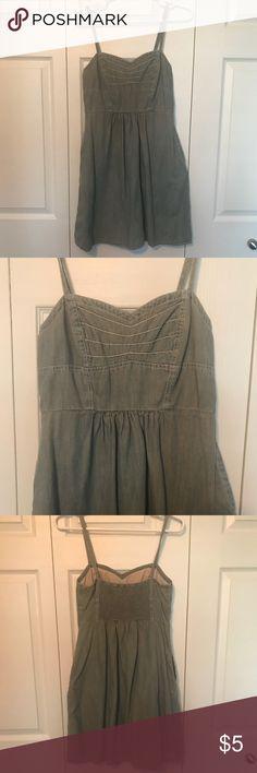 Denim dress Denim dress Mossimo Supply Co Dresses