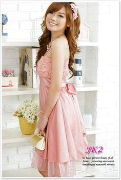 wholesale Elegant Lady style Braces Long Skirt $14.00 from www.wholesaleitonline.com