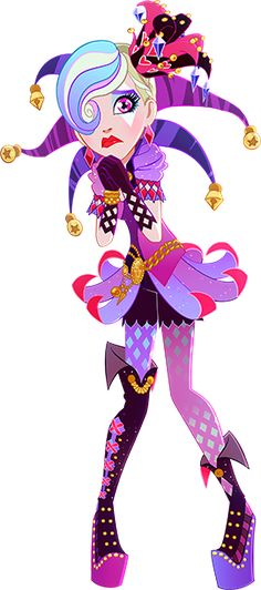 Ever After High - Way Too Wonderland