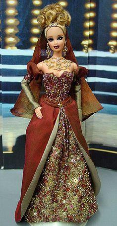 OOAK Barbie NiniMomo's Miss Bahrain 2011