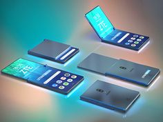 Renders for ZTE foldable clamshell smartphone are strangely reminiscent of the Game Boy Advance SP - Foldable Phone Online Shopping Smartphone Hacks, Phone Gadgets, Tech Gadgets, Cool Gadgets, Smartphone Reviews, New Technology Gadgets, Futuristic Technology, Iphone, Future Gadgets