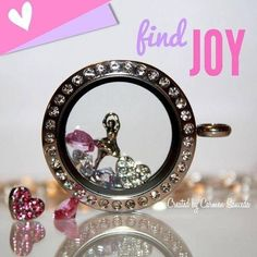 For the dancer in your life. Create a locket to inspire her.  Many more charms to choose from.  check out my site.  www.lockeddesigns.origamiowl.com