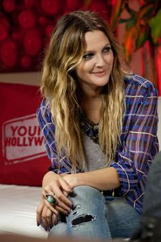 Drew Barrymore Studio Younghollywood Com