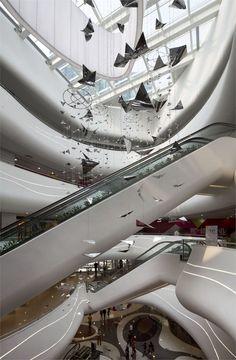 The Lefo Mall Shopping Centre, Suzhou, 2012