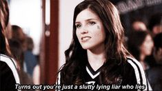 """High school Brooke is CLASSIC.   17 Reasons We All Wanted To Be Brooke Davis From """"One Tree Hill"""""""