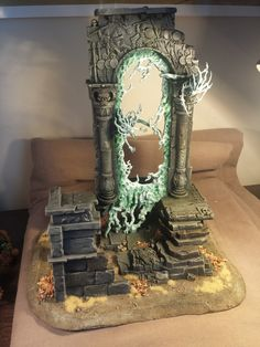 WarbossKurgan The Haunted Gate is a Baleful Realmgate in Wortbad, Shyish