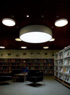 Arne Jacobsen Rodovre Library