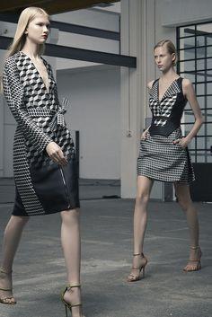 Antonio Berardi Resort 2014 Fashion Show