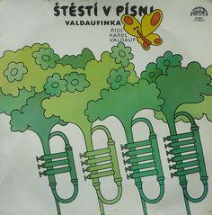 Valdaufinka - Štěstí V Písni (Vinyl, LP, Album) at Discogs