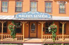 Bas Saint Laurent, Destinations, Beaux Villages, Canada, Road Trip, Adventure, Outdoor Decor, General Store, Travel