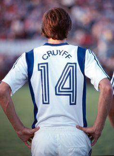 ohan Cruyff, Los Angeles Aztecs, 1979.