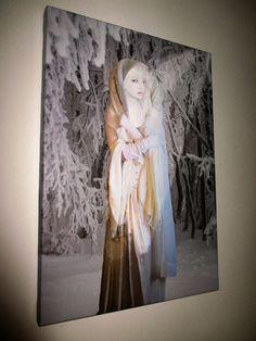 Kate Bush as Winter