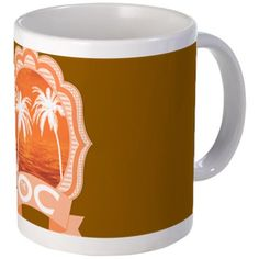The OC #Mugs #TheOC #TheOCTV #OrangeCounty tons of products - for all of this design click here - http://www.cafepress.com/dd/104210310