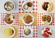 London Olympics 2012 food
