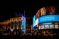 Piccadilly - Cityscape.