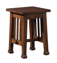 Roycroft Tabouret Table