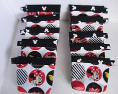 List of 10 Fish Extender Gifts / Minnie mouse coin purse / FE Gifts / DCL / Disney dream /Disney fantasy / Disney magic / Disney cruise ship