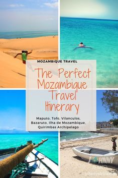 Untouched from mass tourism, Mozambique is a country with some of the most beautiful beaches and most delicious foods you can imagine. I spent some time traveling this wonderful country Maputo, Africa Destinations, Travel Destinations, Cool Places To Visit, Places To Go, Mozambique Beaches, Most Beautiful Beaches, Beautiful Places, Best Resorts