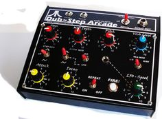 Matt The Modulator's Dub Step Arcade synth based on the Atari Punk Console platform