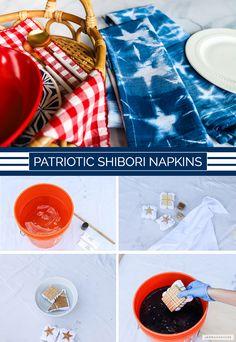 DIY Patriotic Shibor