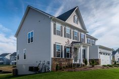 There are lots of differences between vinyl siding and fiber cement siding. Why is fiber cement siding should be your choice over vinyl siding? See here. #JamesHardieSiding #SidingCompany