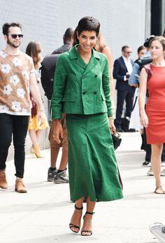 Princess Deena Aljuhani Abdulaziz, street-style star, chic retailer, and Saudi's most prominent fashion royal