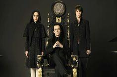 Cloak; Twilight; Black