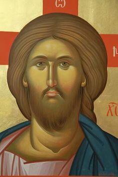 Byzantine Art, Byzantine Icons, Religious Icons, Religious Art, Christ Pantocrator, Son Of God, Orthodox Icons, Christian Faith, Holy Spirit