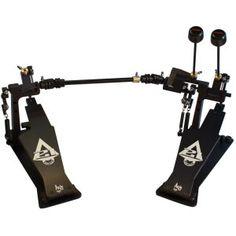 SABRE A21 DOUBLE PEDALS CLASSIC BLACK www.drumperium.com/cat/drums-hardware/
